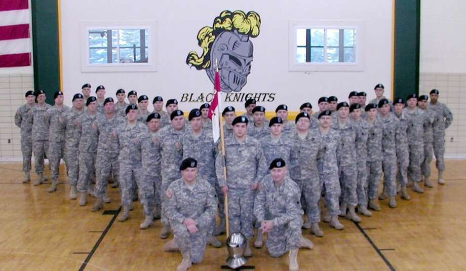 The 68-soldier Bravo Troop has been reassigned to the Grand Valley Armory, located on 44th Street in Wyoming, Mich. (File photo/David L. Barber)