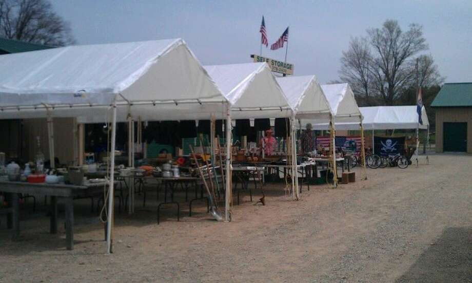 The Copmish Flea Market has been a featured event in that community since the 1950s. Vendors sell a wide variety of items at the market that runs Saturday and Sundays from May until October.
