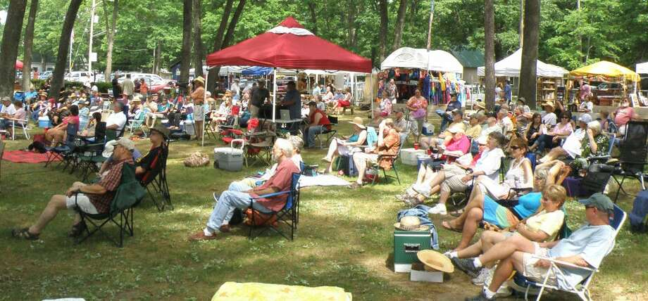 On Saturday Dickson Township Park in Brethren will be packed for the annual Spirit of the Woods Music Festival, which starts at 11 a.m. (News Advocate File Photo)