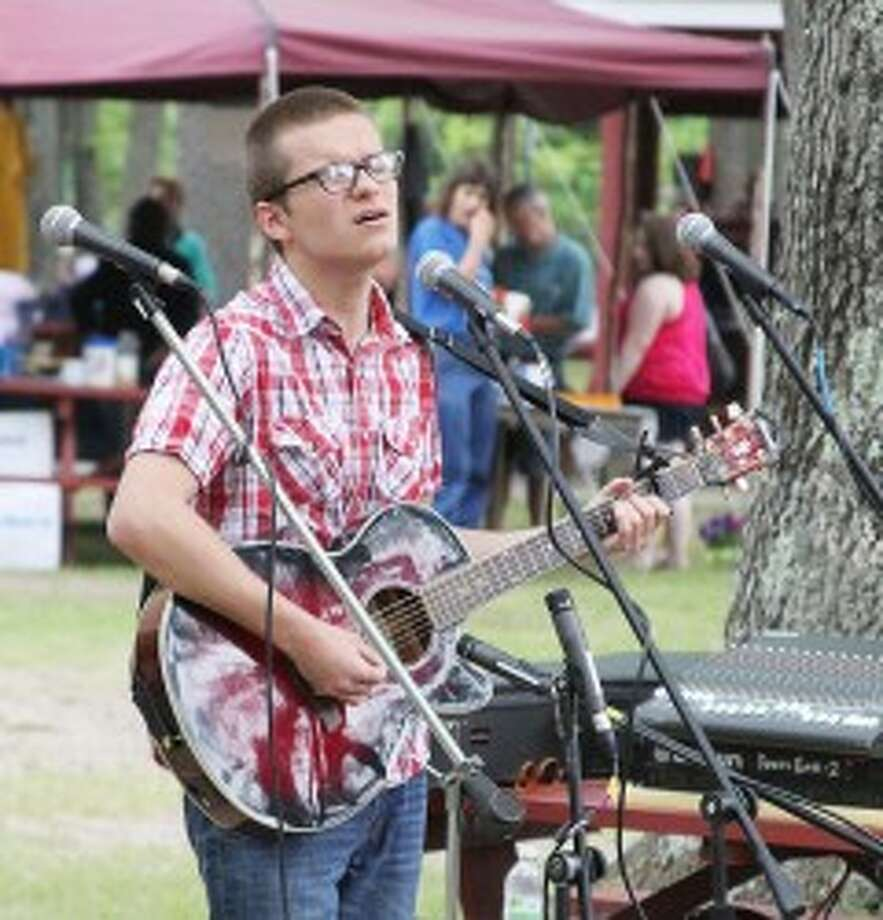 Music filled the air in the Dickson Township Park on Saturday for the 36th Annual Spirit of the Woods Folk Festival. Large crowds enjoyed the music and all the fun activities.