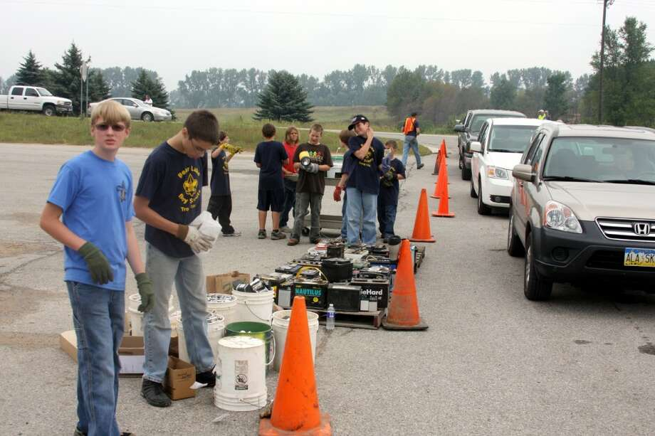 The Manistee County Household Hazardous Waste collection will be taking place on Saturday Aug. 17 from 9 a.m. to 2 p.m. at the Manistee County Road Commission building. They have expanded this year and will receive electronics, appliances and Styrofoam along with all the other items they have collected over the years. (File photo)