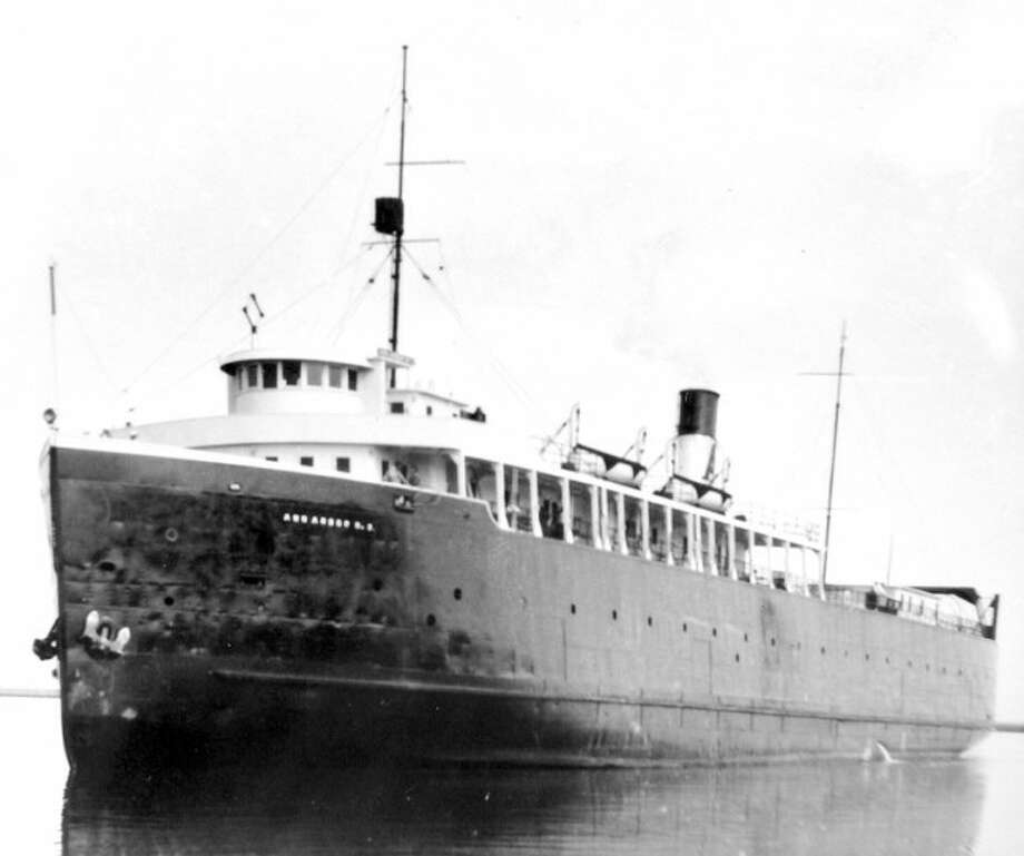 The ANN ARBOR NO. 3 was renamed the MANISTEE in the early 1960s.
