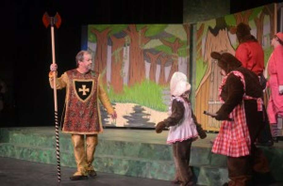 Shrek the Musical opens at 7:30 p.m. on Friday at the Ramsdell Theatre. It will also be presented at 7:30 p.m. on Saturday and 2 p.m. on Sunday.