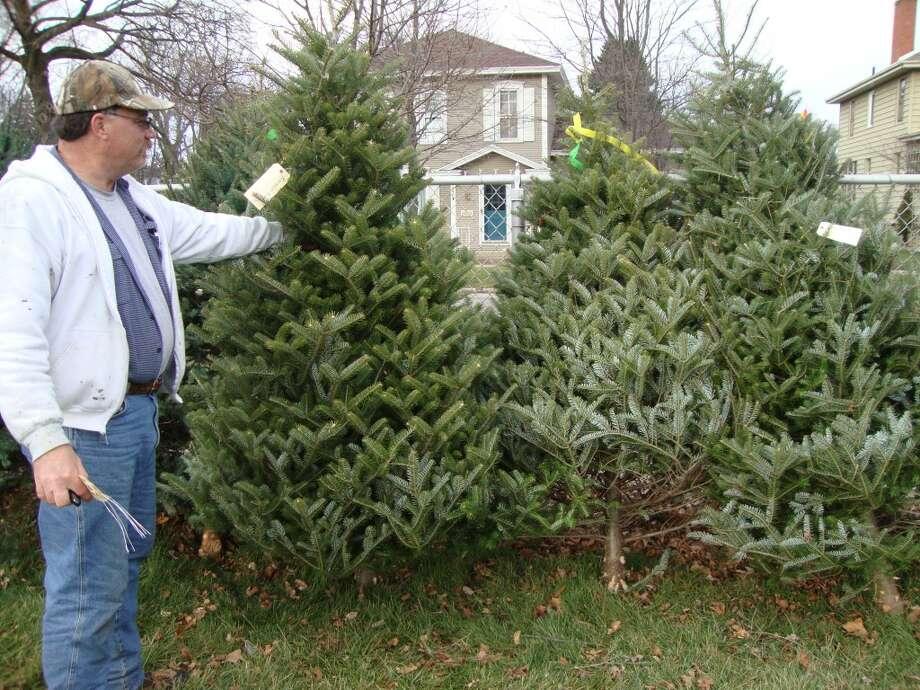 Trinity Men's Club Christmas Trees: A 70 Year Tradition