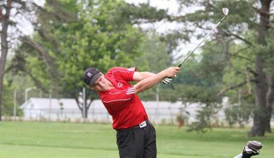 Zack Bialik, a 2013 Manistee Catholic Central graduate, will play in the 35th Michigan Junior State Amateur next week. (Matt Wenzel/News Advocate file photo)