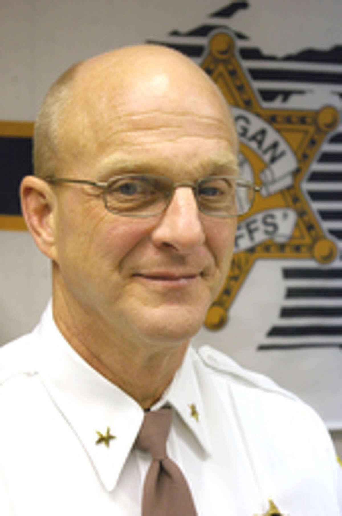 Manistee County sheriff Dale Kowalkowski