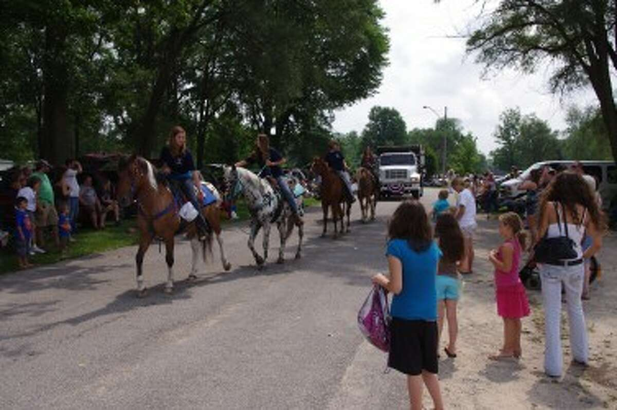 The Copemish Days grand parade will be held at 1 p.m. on Saturday.