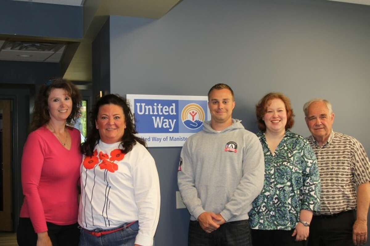 Abigale Racine/News Advocate photoThe team at United Way and Goodwill Homeless Prevention assist those less fortunate in the Manistee County, providing service and resources.
