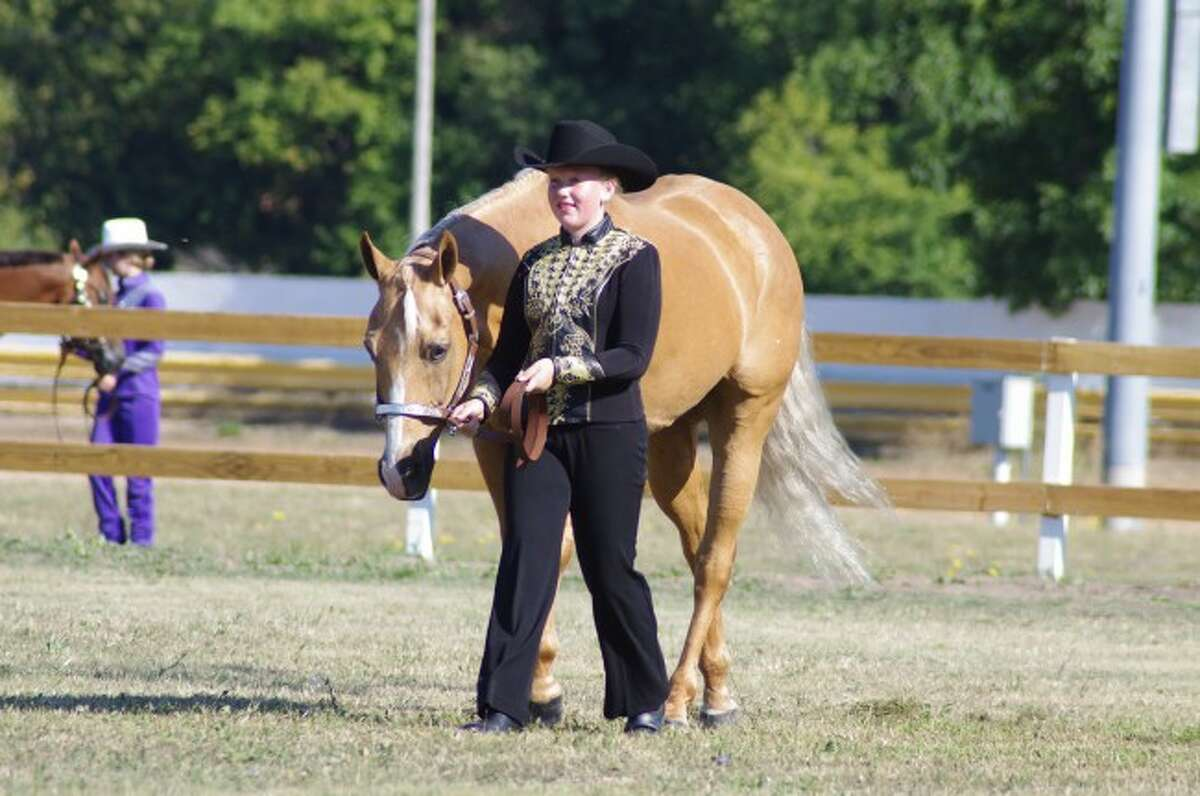 The 4-H Horse Show will be kicking off the 2014 Manistee County Fair on Sunday at 10 a.m. on the infield grandstand area.