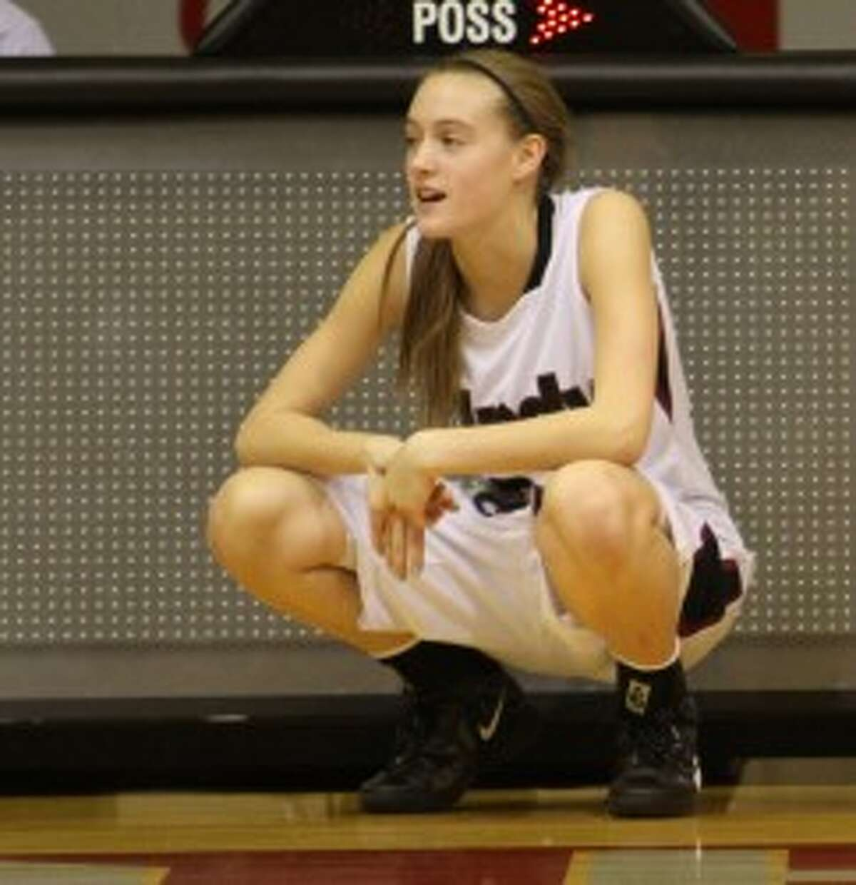 Rose Savela played just 25 minutes last season after sitting out three months with a concussion. (Photo courtesy of Steve DeMotte/University of Indianapolis athletics)