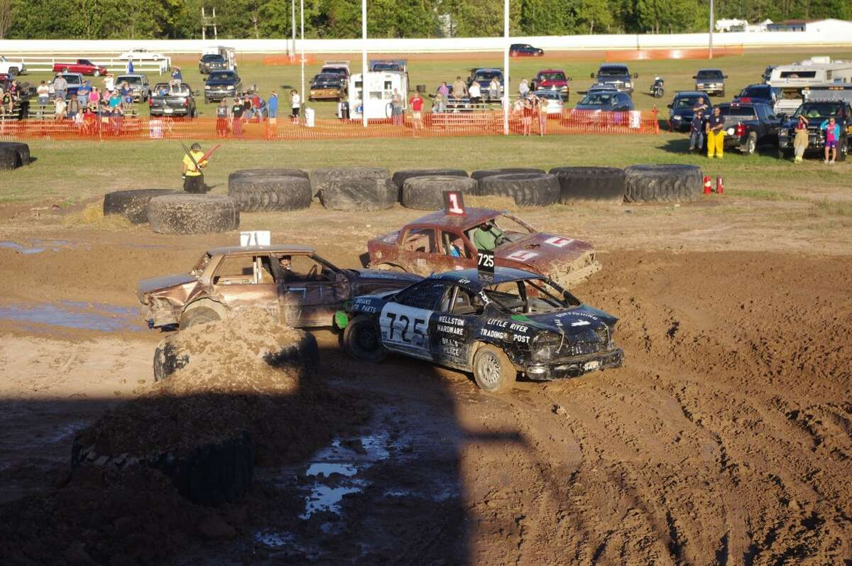 The Manistee County Fair will conclude on Saturday with the 7 p.m. figure eight demolition derby, dubbed