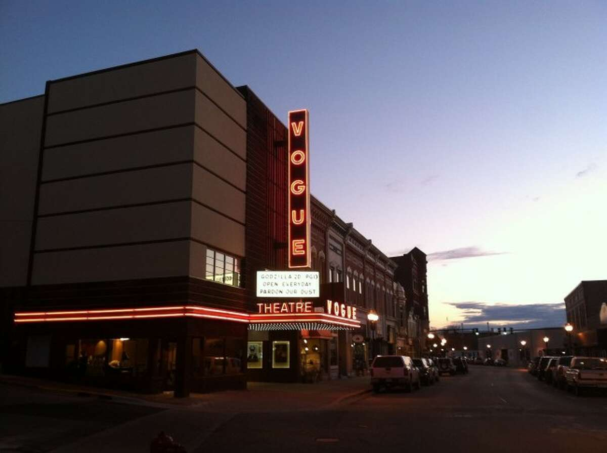 The Vogue Theatre, which was built in 1938, reopened to the public last December after being closed since 2005.