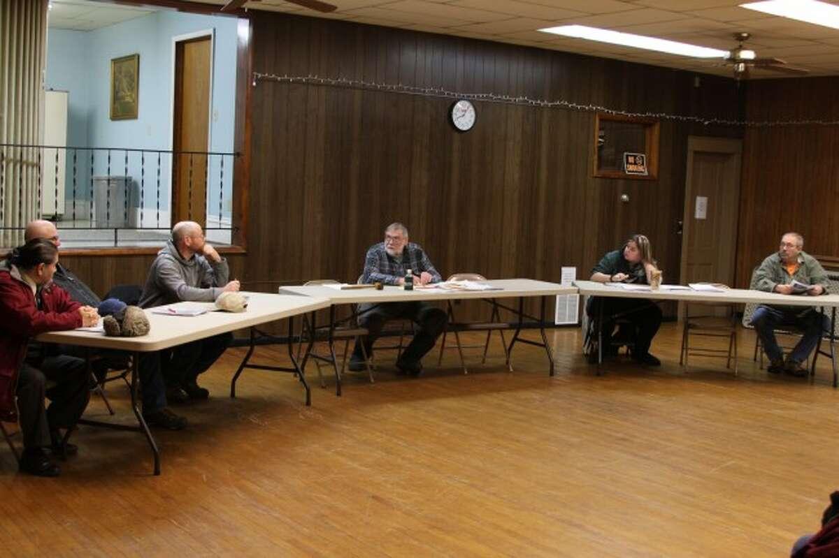 The Village of Eastlake Board of Trustees.