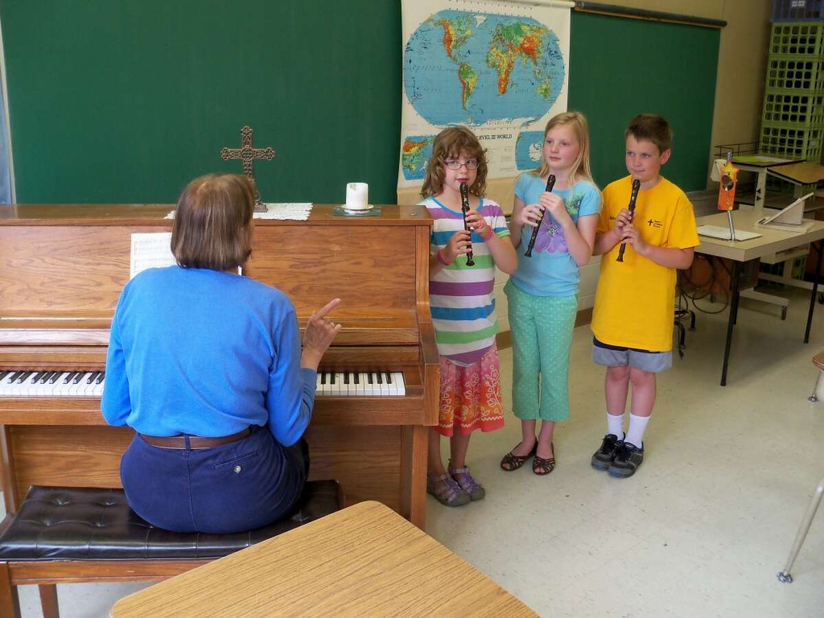 Trinity Lutheran Schools are preparing for the upcoming 2013-14 school year.