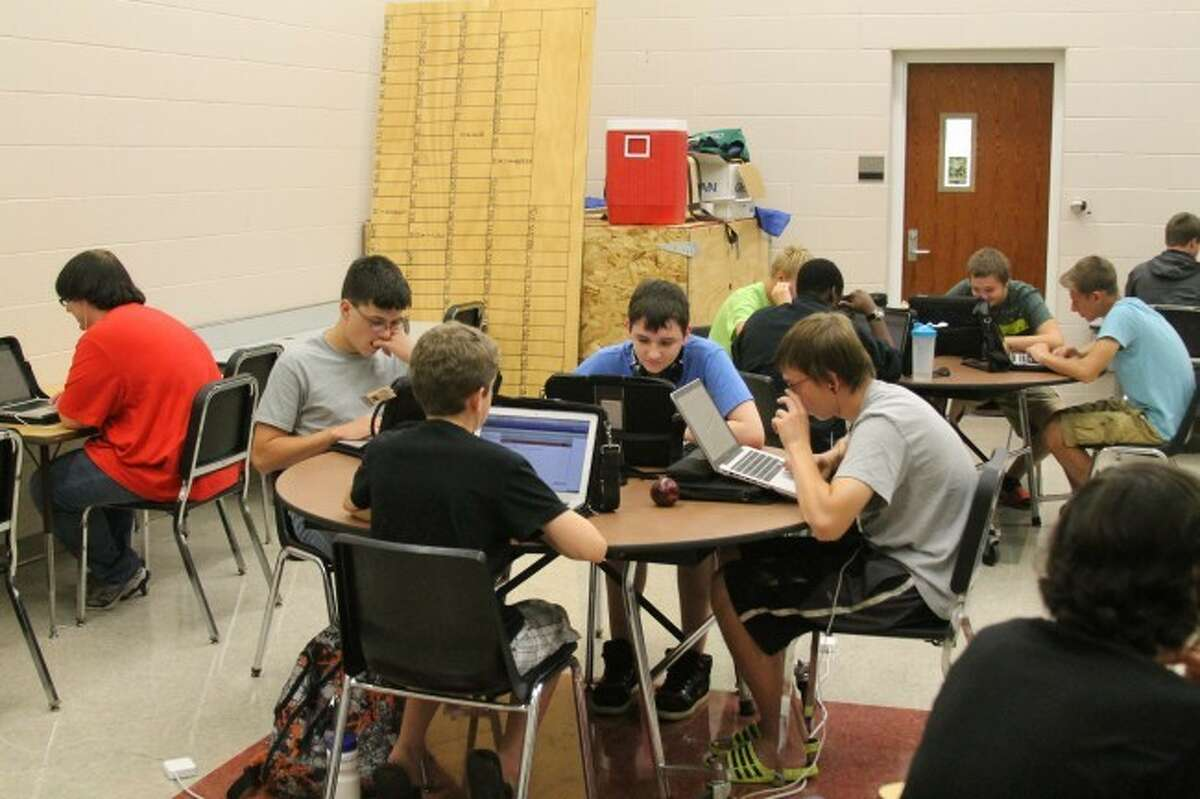 Area schools whose students took the ACT test got their results back this week.