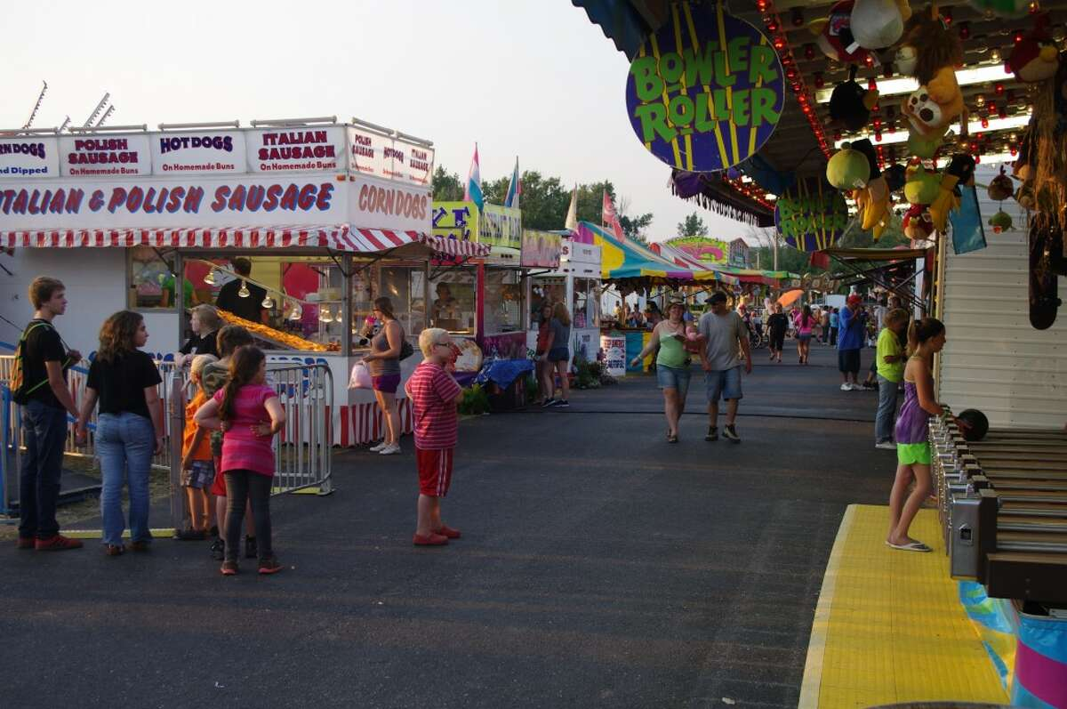 The 2013 Manistee County Fair continues through Saturday at the fairgrounds, located on M-22 near Onekama. (Dave Yarnell/News Advocate)