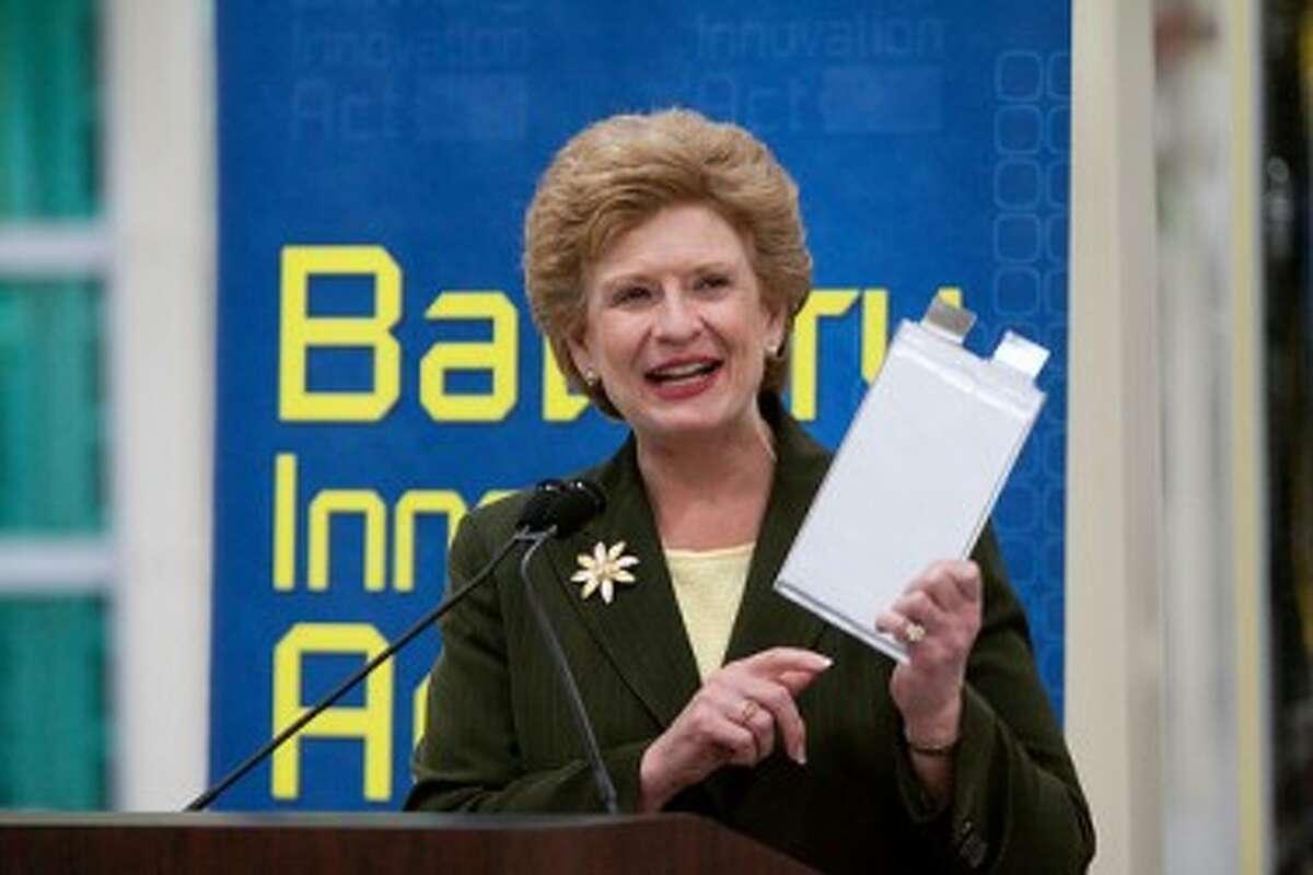 Debbie Stabenow (Courtesy Photo)