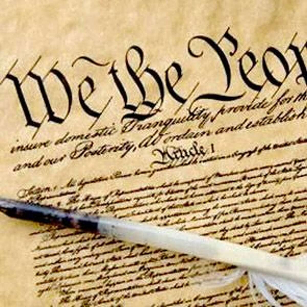 West Shore Community College will be holding a special ceremony to honor the anniversary of the U.S. Constitution on Septt. 17.
