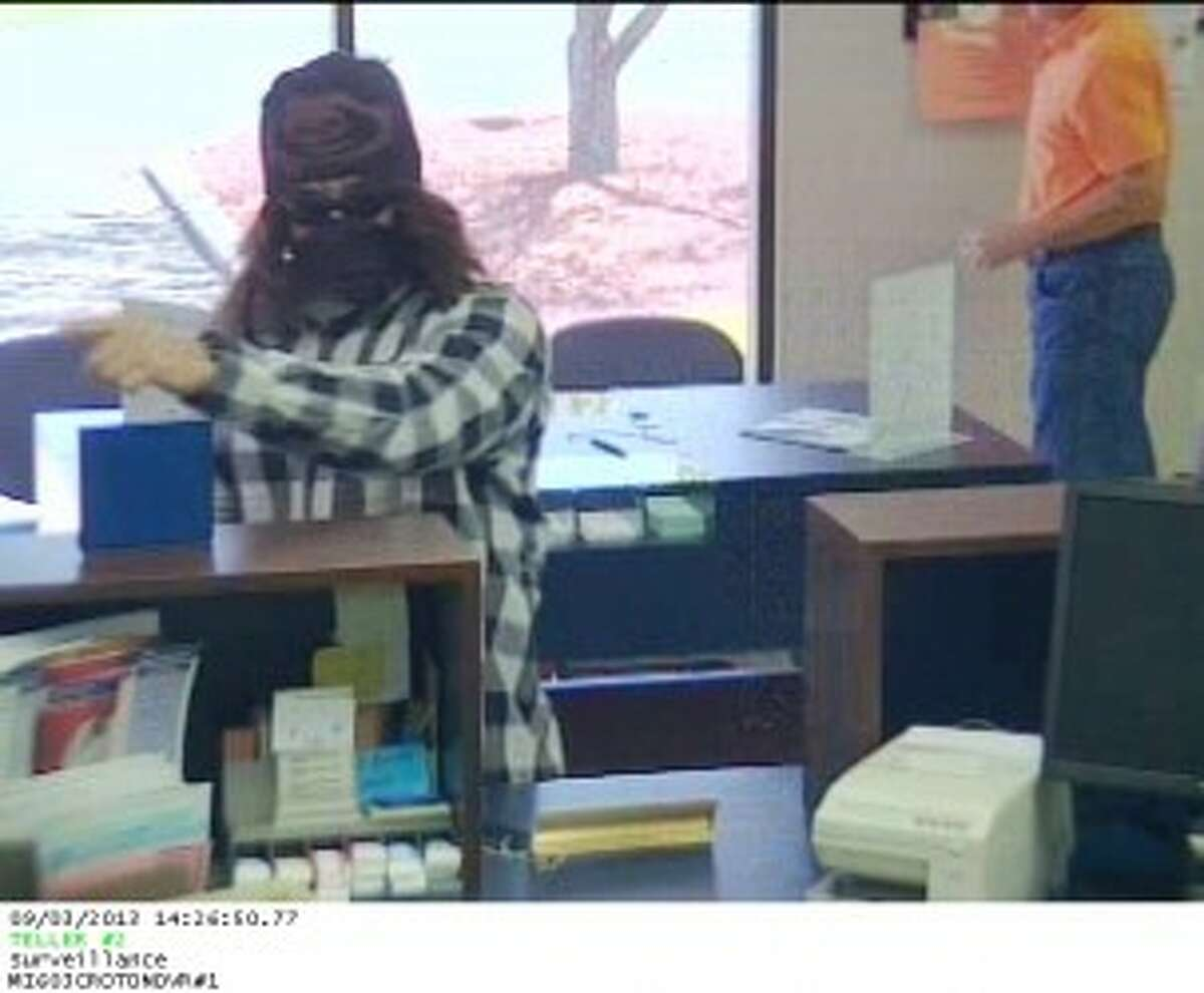 Newaygo County Sheriff's deputies are seeking help in locating a suspect who may have been involved in an armed robbery on Tuesday in Croton. (Courtesy Photo)