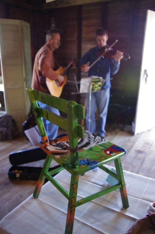 In addition to the green art, there will also be music at this year's Green Art Fair and Competition, to be held today from 11 a.m. to 5 p.m. at Douglas Valley Organic Winery. (News Advocate File Photo)