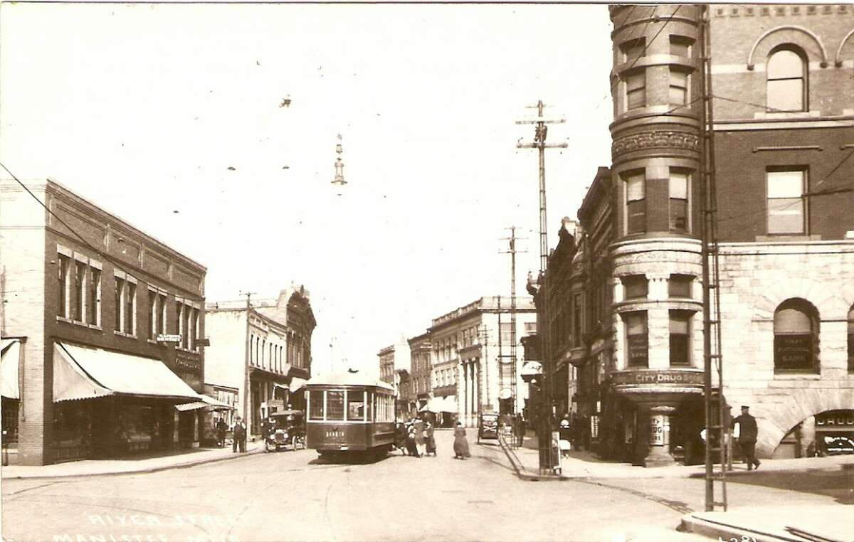 A view of River Street in the early 1900s. (Courtesy Photo/Dale Picardat)
