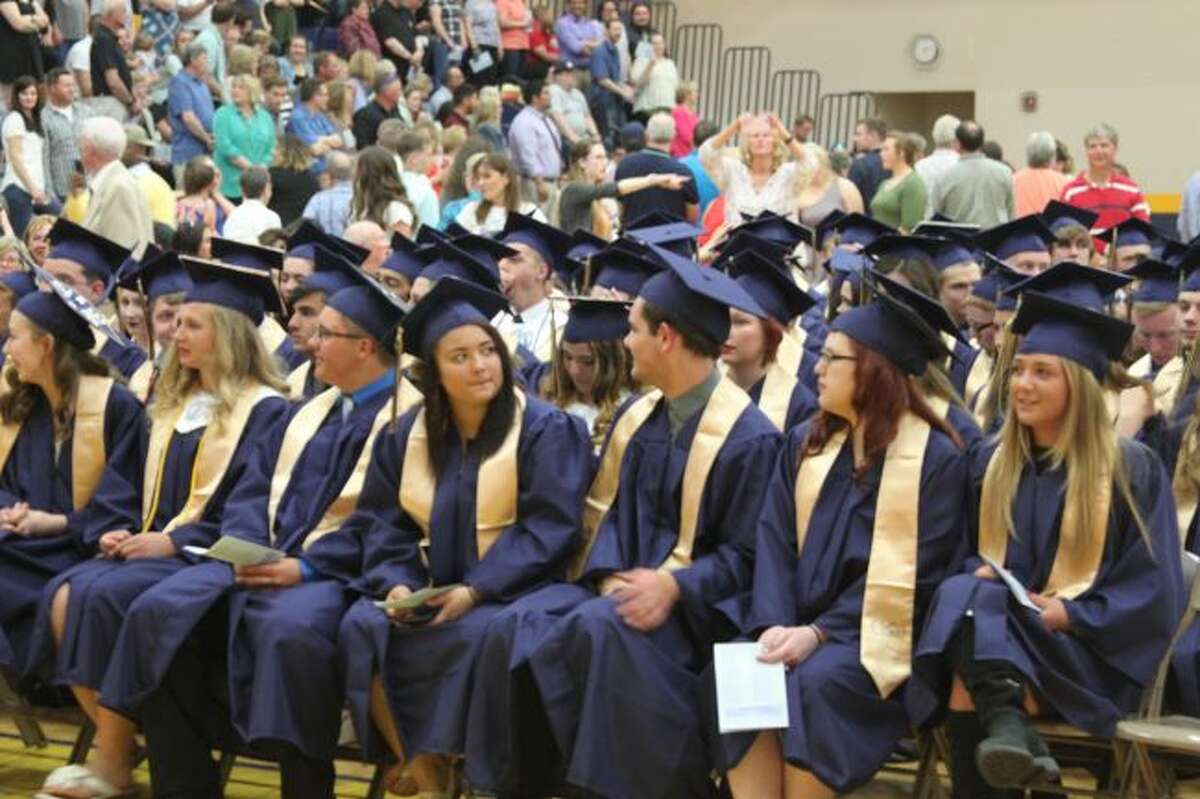 More Manistee County High School graduates are selecting West Shore Community College as their choice of where they begin their college career according to data that was recently collected by Launch Manistee.