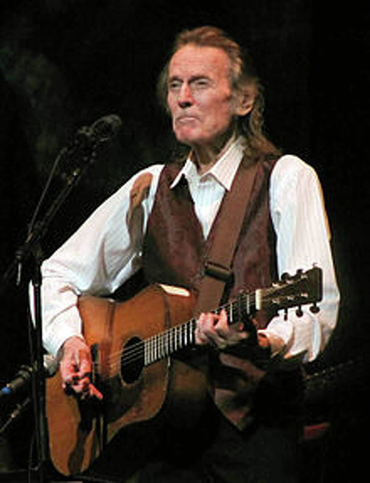 Singer Gordon Lightfoot will be in concert at 8 p.m. on Saturday at the Little River Casino Resort. (Courtesy Photo)
