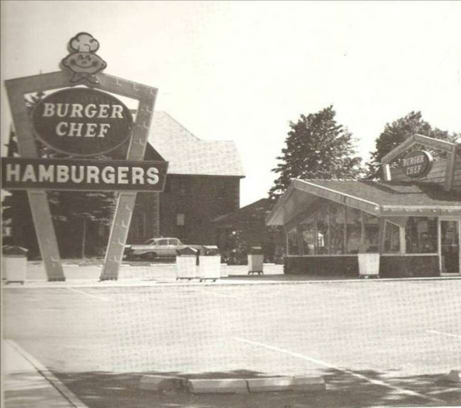 Burger Chef was one of the popular fast food restaurants in Manistee in the 1970s. It was located on Cypress Street at the present location of the A & W Restaurant.