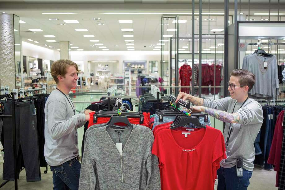 A Macy's Backstage opening in Salt Lake City in September 2018. (Lance Clayton/AP Images for Macy's) Photo: Lance Clayton / Associated Press / FRE AP171070