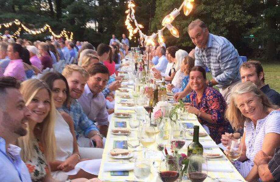 The Darien Land Trust will hold its fifth Farm to Table dinner on Aug. 24. Photo: Contributed