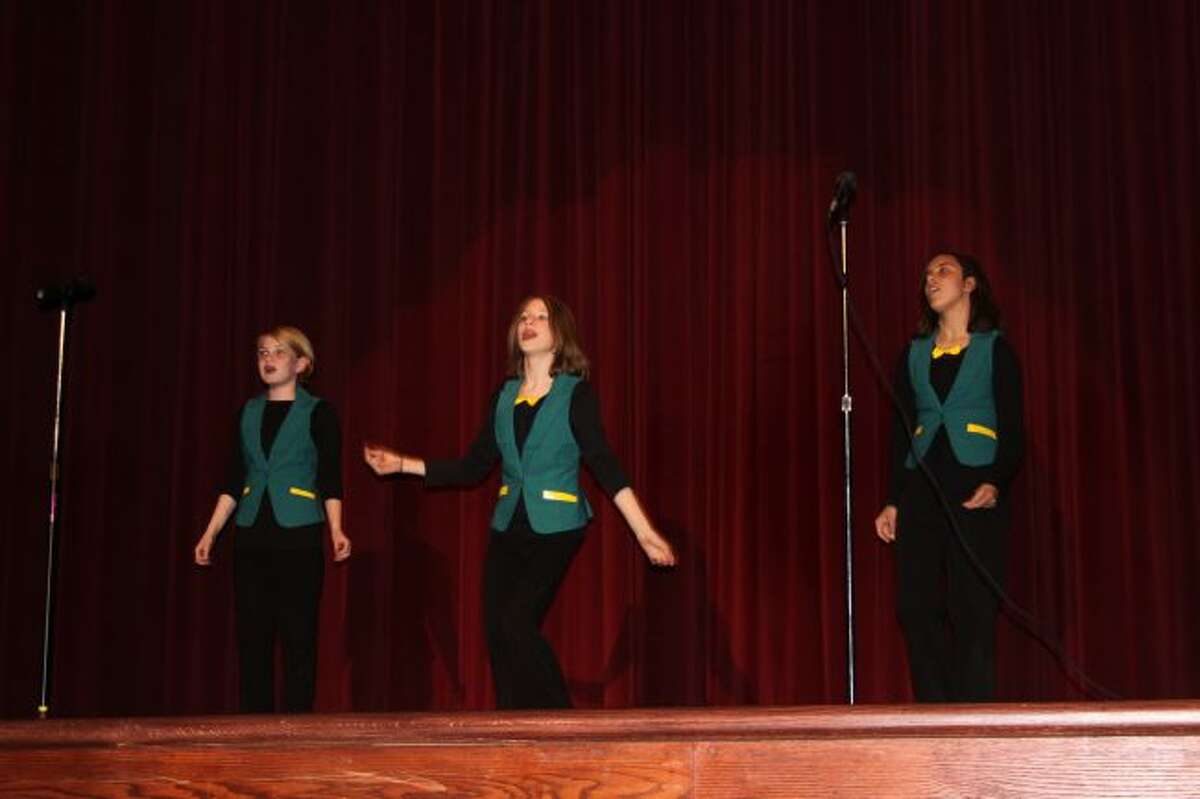 Past Manistee Middle/High School Talent shows have included a wide variety of talent in singing, dance and music. This year the show will take place at 7 p.m. on Jan. 20 at the school auditorium.