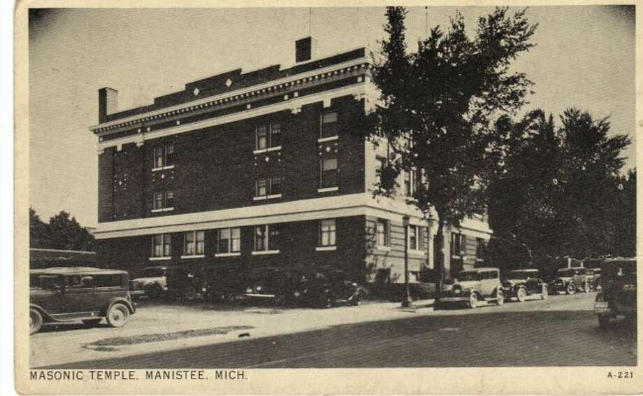 The Masonic Temple is much the same in appearance today as it was in the 1920s.