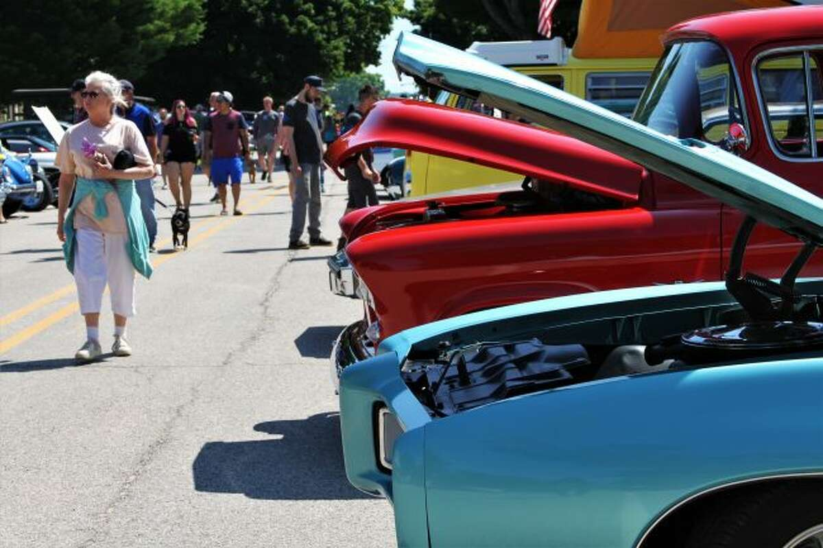 The Arcadia Daze Auto Muster is a popular event, and will be taking place once again this year on Saturday. (Ashlyn Korienek/News Advocate)