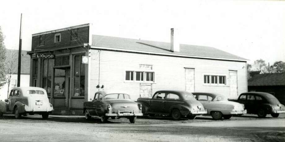 The Filer City Tavern was a popular place for many area residents during the 1950s.