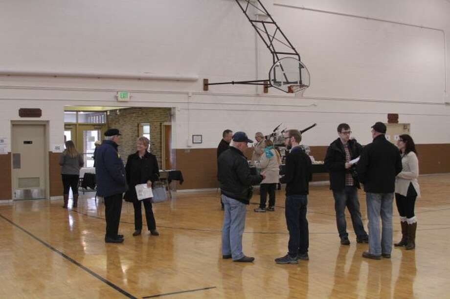 An open house was held Saturday at the Armory Youth Project to give the public an opportunity what they plan to offer local teens at that location in the upcoming months. The new center is located in the former Manistee National Guard Armory Building located at 555 First St.