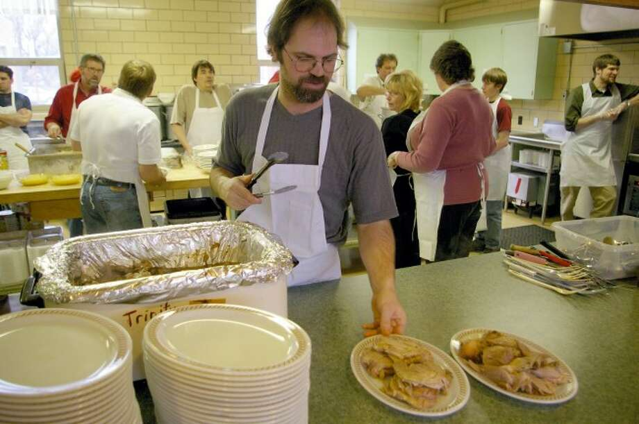 The Trinity Lutheran Roast Pork and Sauerkraut Supper will be taking place from 5 to 7 p.m. on Saturday.