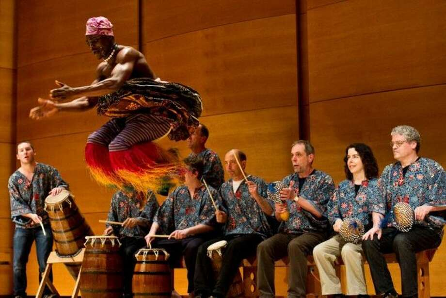 """Out of Africa,"" a concert highlighting African instrumental and vocal music along with traditional Ghanaian dance, is the next event slated for West Shore Community College's 2017-18 Performing Arts Series at 7:30 p.m. on March 16, in the Center Stage Theater."