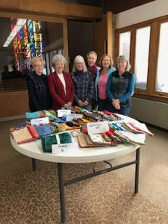 Members of the Manistee Victorian Quilt Guild recently donated 96 pillowcases to Manistee's Blessings in a Backpack program and 25 to Little Mary's Respite Center in Brethren. (Courtesy Photo)