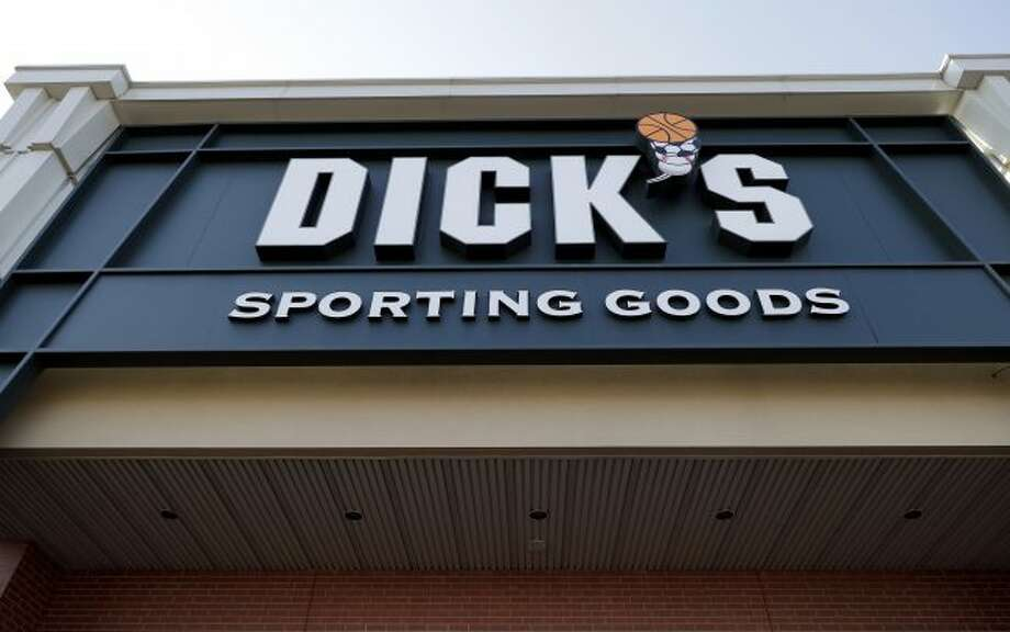 Dick's Sporting Goods Inc. said on Tuesday, March 12, 2019, that it will stop selling hunting rifles and ammunition at 125 of its stores, replacing the gear with merchandise it believes will sell better at those locations. (AP Photo/Nam Y. Huh, File)