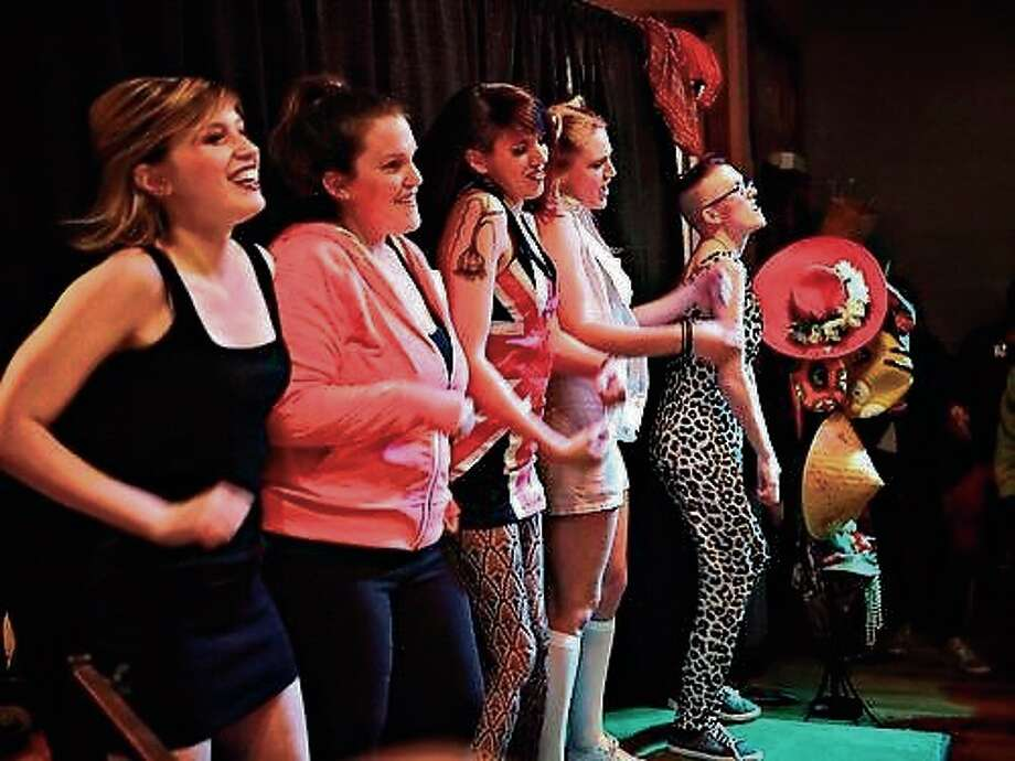 """Participants perform a """"Spice Girls"""" act at Stormcloud Brewery's Gong Show in the past. This year's event will take place at 8 p.m. on Saturday. (Courtesy photo)"""