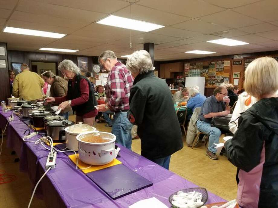 The annual Soup Spring Lunch will take place on April 6 at the Kaleva Lions Den. (Courtesy Photo)