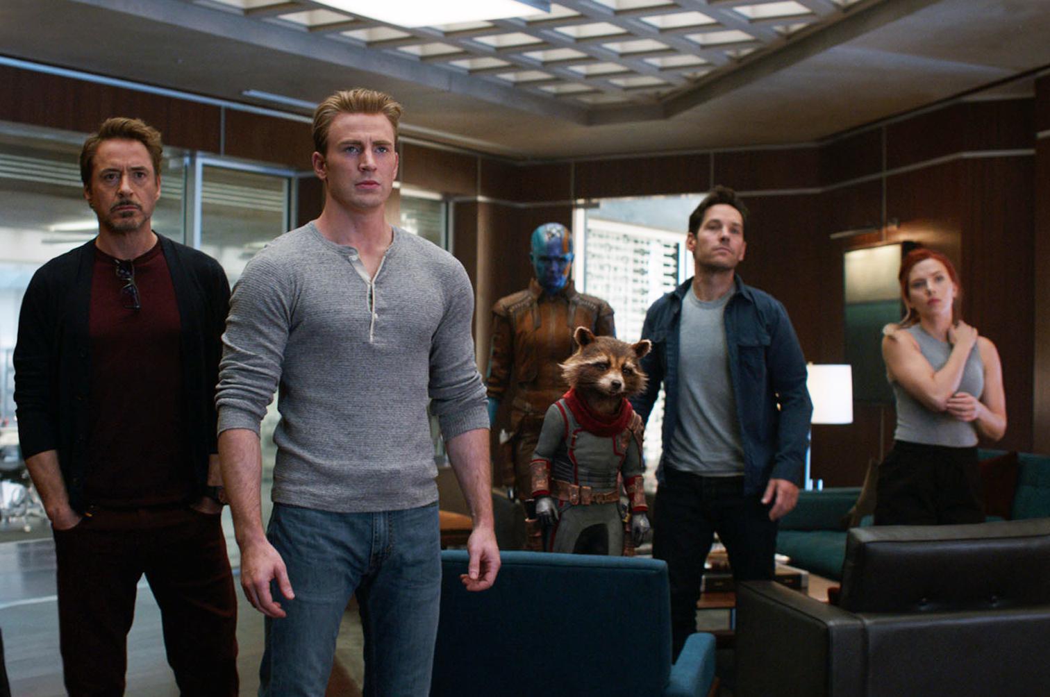 Home video: 'Avengers: Endgame' now on digital
