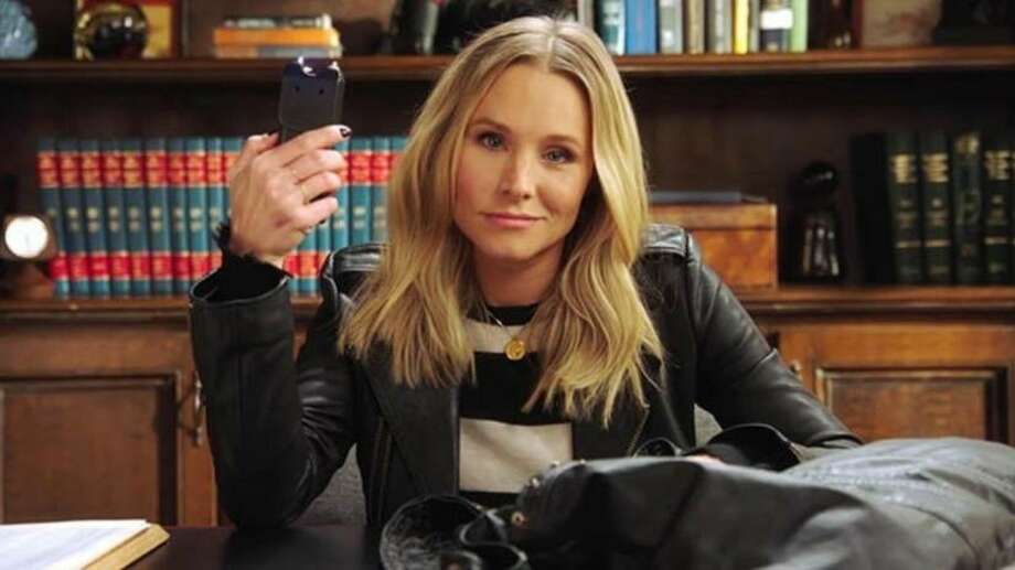 "Kristen Bell stars in ""Veronica Mars."" Photo: Hulu / Contributed Photo"