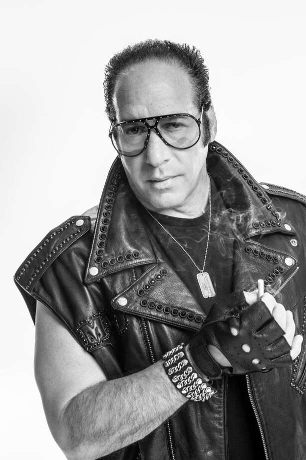 "Andrew ""Dice"" Clay will perform at the Stress Factory in Bridgeport on Aug. 2-3. Photo: Andrew Dice Clay/ Contributed Photo / Copyright:Matt Hoyle Photography"