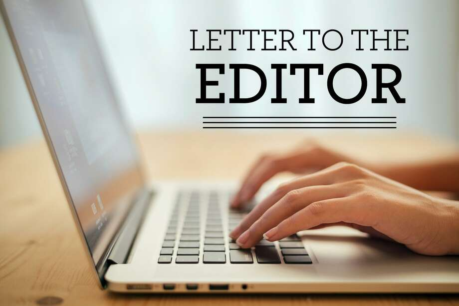 Letter to the editor Photo: Hearst Connecticut Media