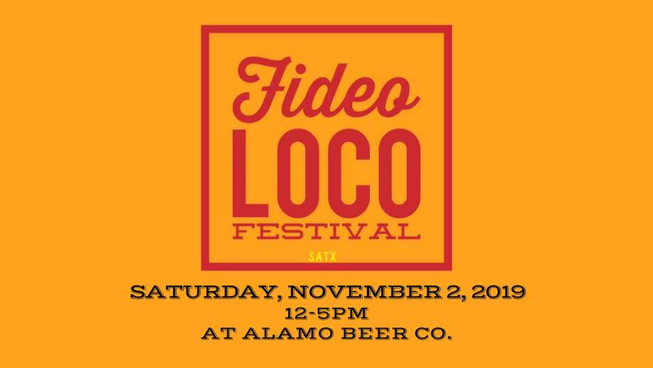 The Fideo Loco Festival is taking place at Alamo Beer Co. on Nov. 2, from 1 to 5 p.m. The annual event centers around all the variations the Vermicelli-based comfort food can be made. Photo: Courtesy, EgCollaborations
