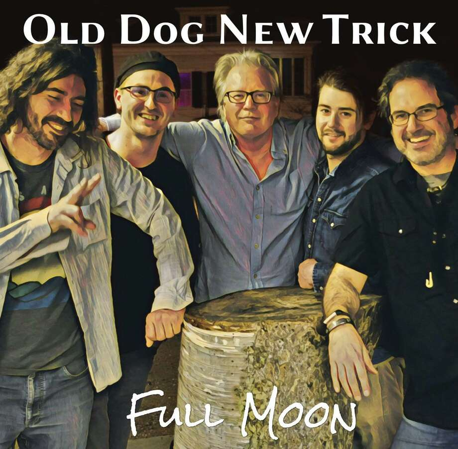 The band Old Dog New Trick will play the next Concert in the Garden Aug. 10 at the Leif Nilsson Spring Street Studio and Gallery, 1 Spring St., Chester. Photo: Contributed Photo