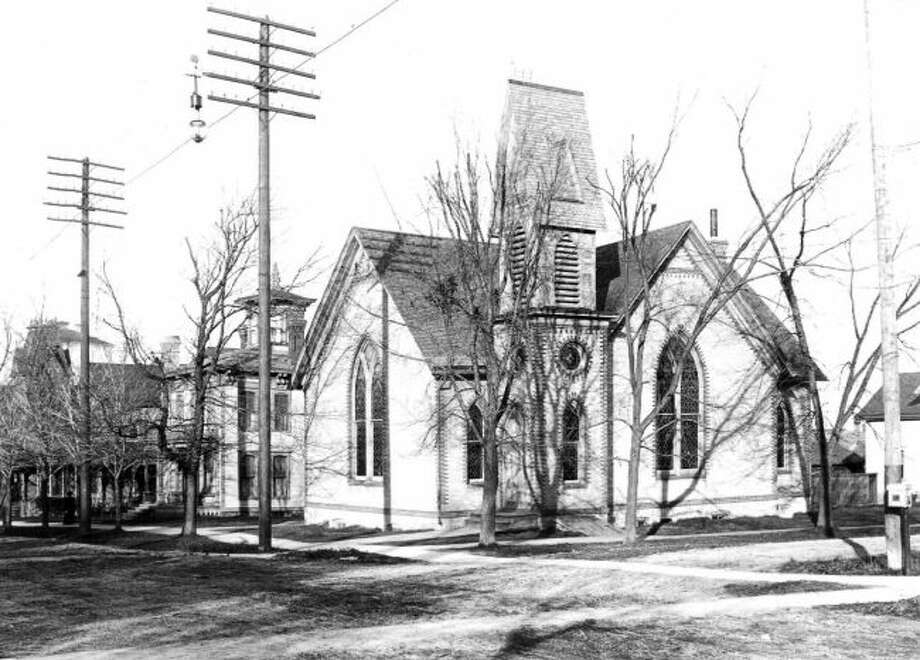 The Maple Street Baptist Church was formerly located on the corner of Maple and Third streets.