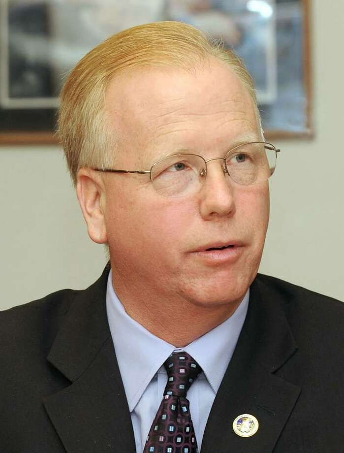 Danbury Mayor Mark Boughton. Photo: File Photo / The News-Times File Photo