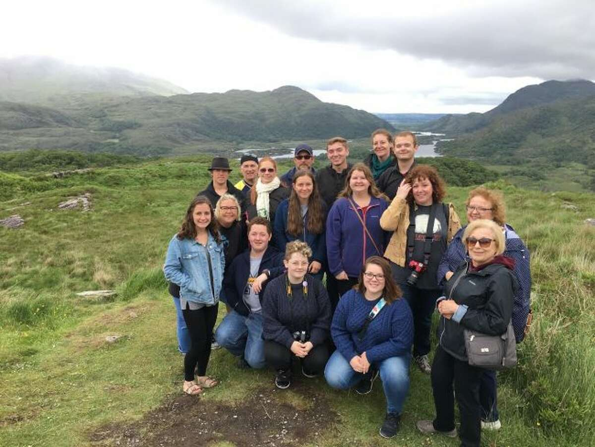 Last year the Manistee group taking the Educational First Tour to Ireland saw plenty of beautiful scenery like the Ring of Kerry. This year they are attempting to put together a trip to the Swiss Alps. An informational meeting will be held at 7 p.m. on Sept. 25 at Manistee Middle/High School in Room 202 for people to learn more details on the trip.